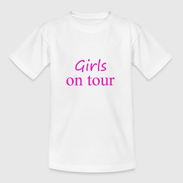 Hen Party Girl Girl Party - Teenage T-shirt