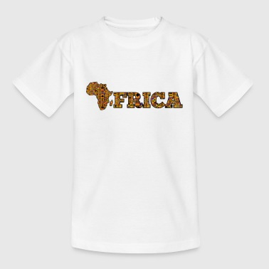 Afrika - Teenager T-shirt