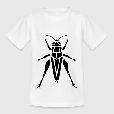 Insect - Grasshopper - Teenager T-shirt