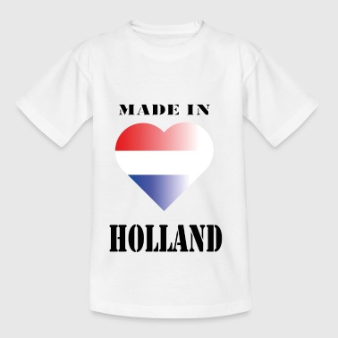 made in HOLLAND - Teenager T-shirt