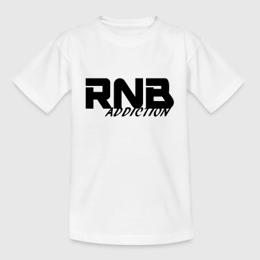 rnb addiction - T-shirt tonåring