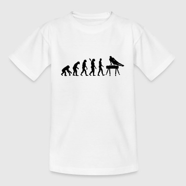 TURNEN EVOLUTIE! - Teenager T-shirt