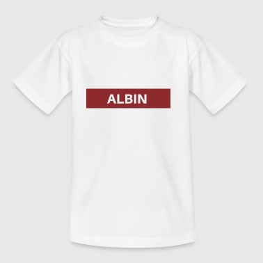 Albin - Teenager T-Shirt