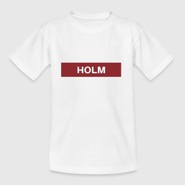 Holm - Teenager T-Shirt