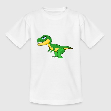 Dinosaurs. Lille T Rex - Børns T-Shirt - Teenager-T-shirt