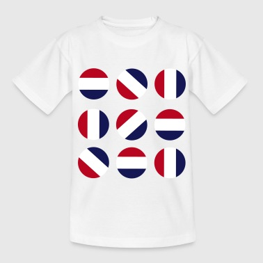 Niederlande - Teenager T-Shirt