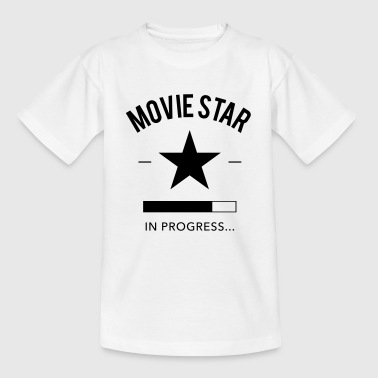 movie star in progress - Teenager T-Shirt