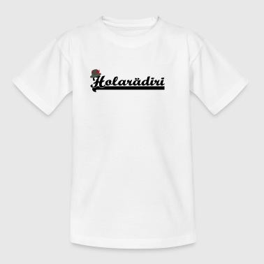 Jodler - Teenager T-Shirt