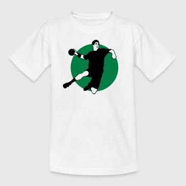 handballer - Teenager T-shirt