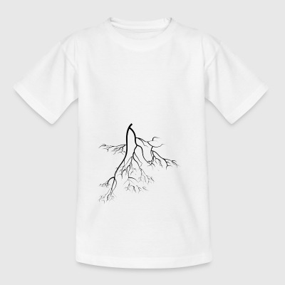 root - Teenage T-shirt