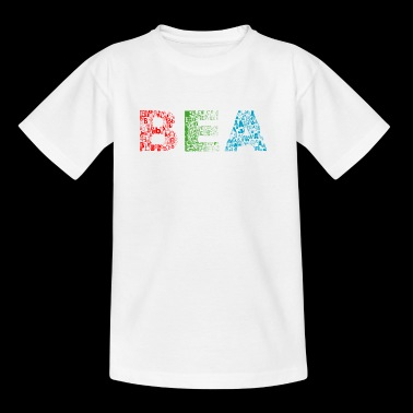 Bea Letter Naam - Teenager T-shirt
