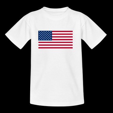 USA - Teenage T-shirt