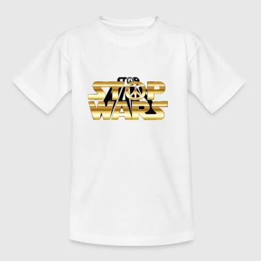 Stop the war - Teenage T-shirt