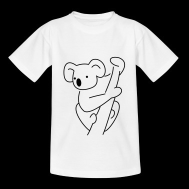 koala - Teenager T-shirt
