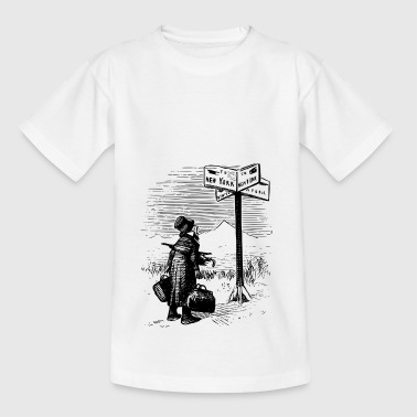 confusion - Teenage T-shirt
