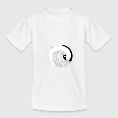 Wave - Teenage T-shirt