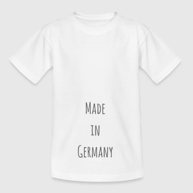 Made in Germany - Teenage T-shirt