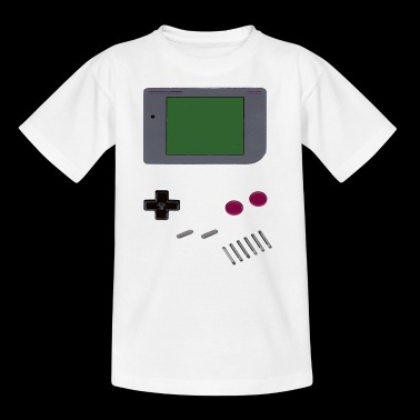 90 Gamer Kid - T-shirt Ado