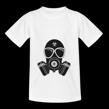 masque à gaz - T-shirt Ado