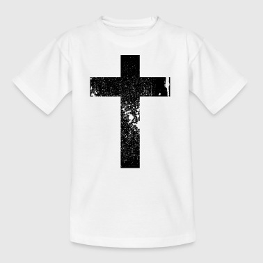 Cross Grunge Cross / Cross - Teenager T-shirt