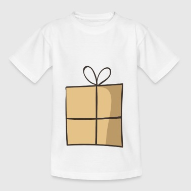 stede 3 - Teenager-T-shirt