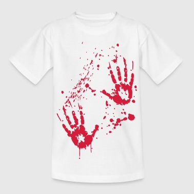 Blut - Serial Killer - T-shirt tonåring