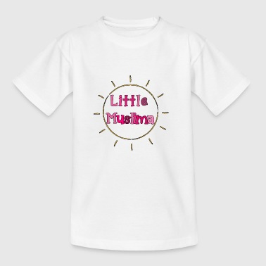 little Muslima - Teenager T-Shirt