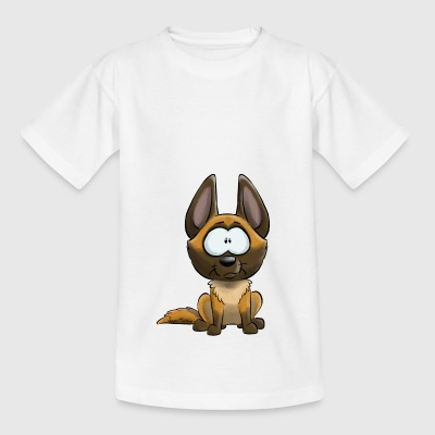 Ich bin Malinois - Teenager T-Shirt