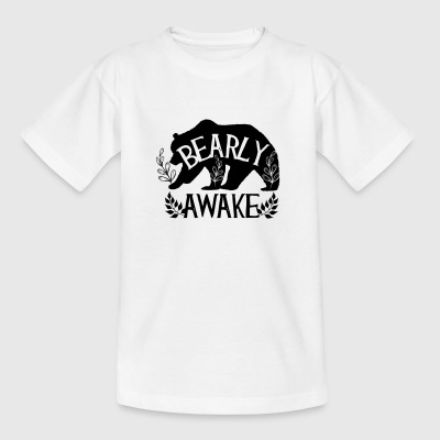 bearly vågen - Teenager-T-shirt