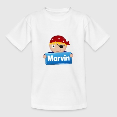 Little Pirate Marvin - T-shirt tonåring