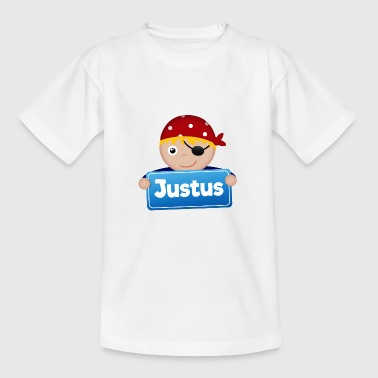 Petit Pirate Justus - T-shirt Ado