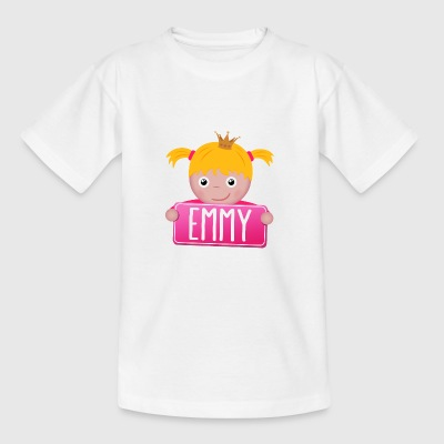 Little Princess Emmy - T-shirt tonåring