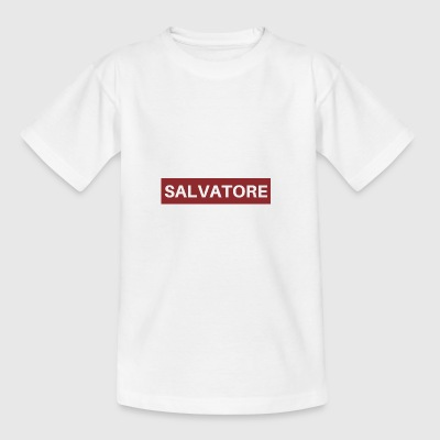 Salvatore - Teenage T-shirt