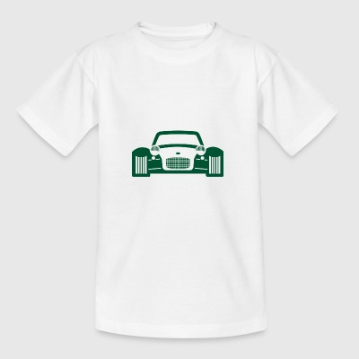 racerbil - Teenager-T-shirt