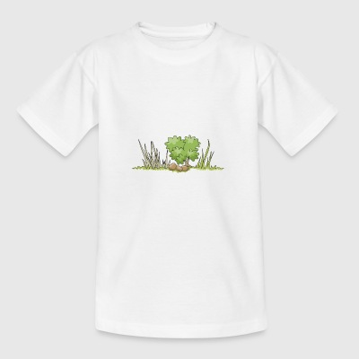 buisson - T-shirt Ado
