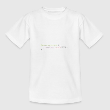 CodeJoke - Teenager T-Shirt