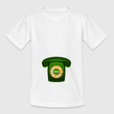 phone - Teenage T-shirt