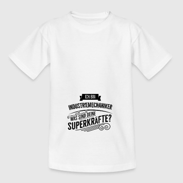 Industriemechaniker - Teenager T-Shirt