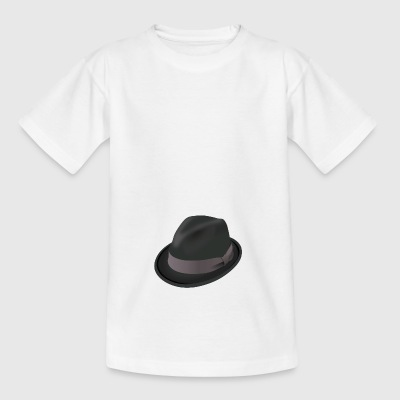 Gangster hat - Teenage T-shirt