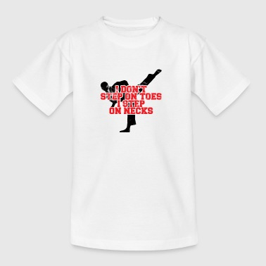 Gift, taekwondo, kung fu, karate, boxing - Teenage T-shirt