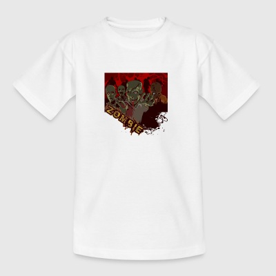 Zombies - Teenager T-Shirt