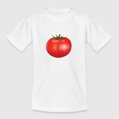 tomat - Teenager-T-shirt