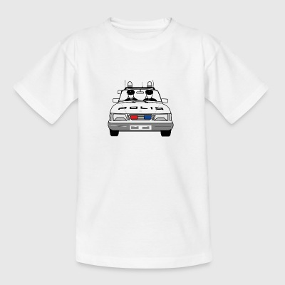 politi - Teenager-T-shirt
