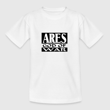 Ares _-_ God_Of_War - Camiseta adolescente