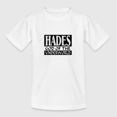 Hades _-_ God_Of_The_Underworld - Nuorten t-paita
