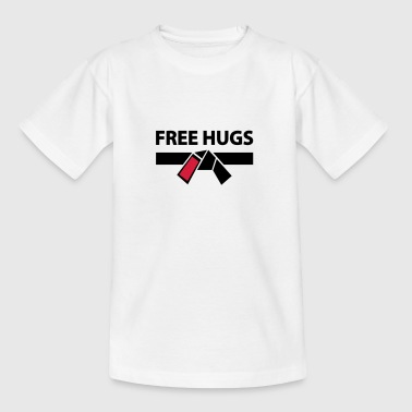free hugs - Teenage T-shirt