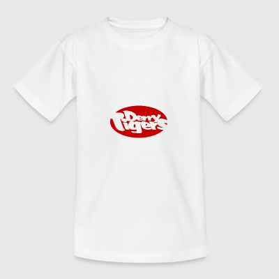 derry tigers red - Teenager T-Shirt