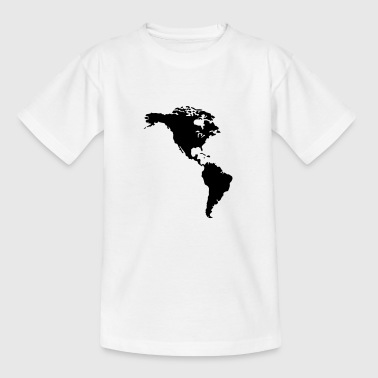 America - Teenage T-shirt