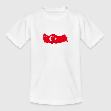 Turkey Türkiye Kardes Kiz - Teenage T-shirt