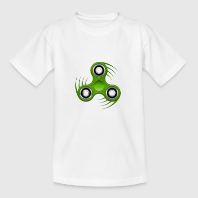 Fidget Spinner 010 AllroundDesigns - Teenager T-Shirt